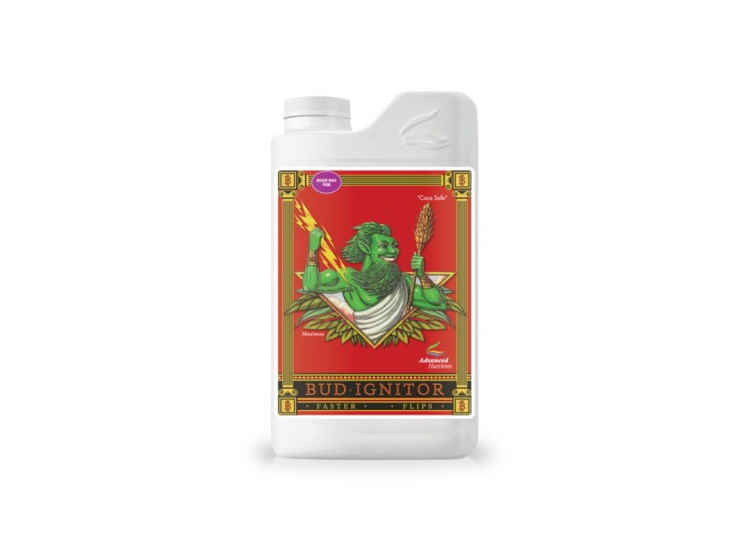 Bud Ignitor 250cc Advanced Nutrients para cultivo indoor