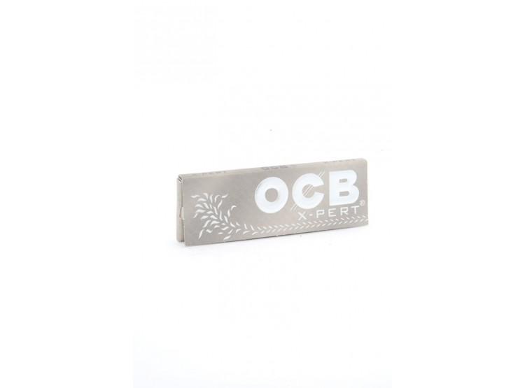 Papelillo Ocb Silver Xpert 1 1/4 - Ocb